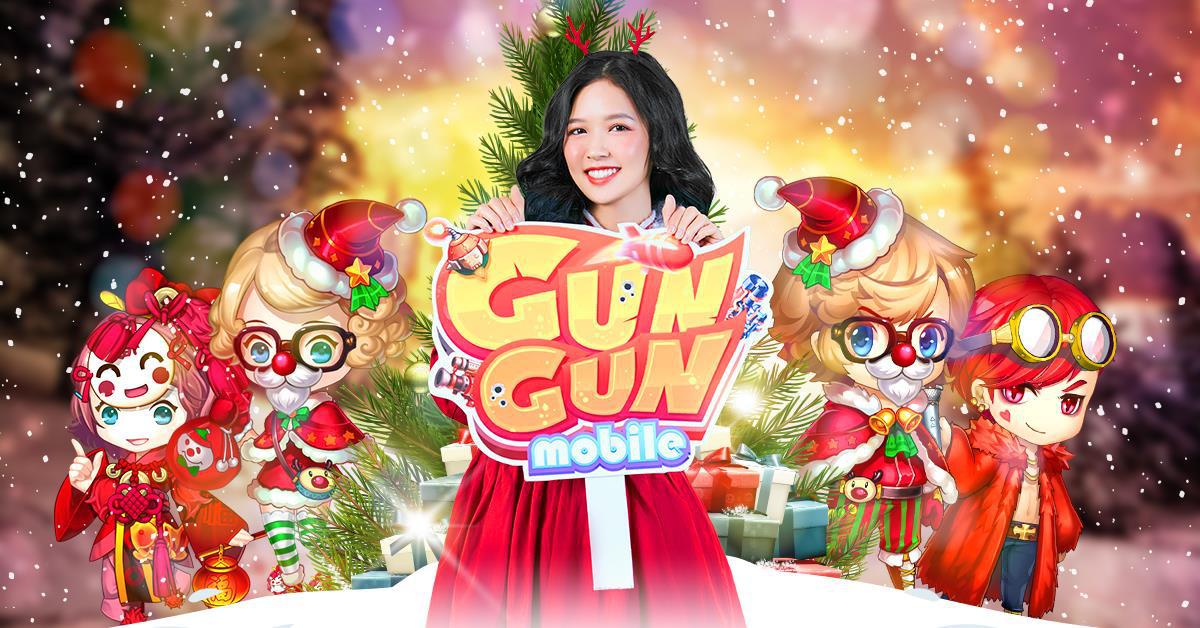 Gun Gun Mobile và Đại Sứ Kiếm Gấu Suni Hạ Linh Photo-4-16080901409652037625633