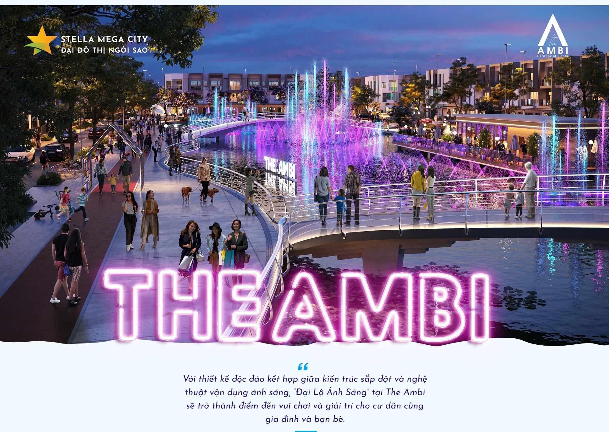 """The Ambi: Tổ ấm viên mãn cho gia đình """"3 thế hệ"""" tại miền Tây - Ảnh 10."""