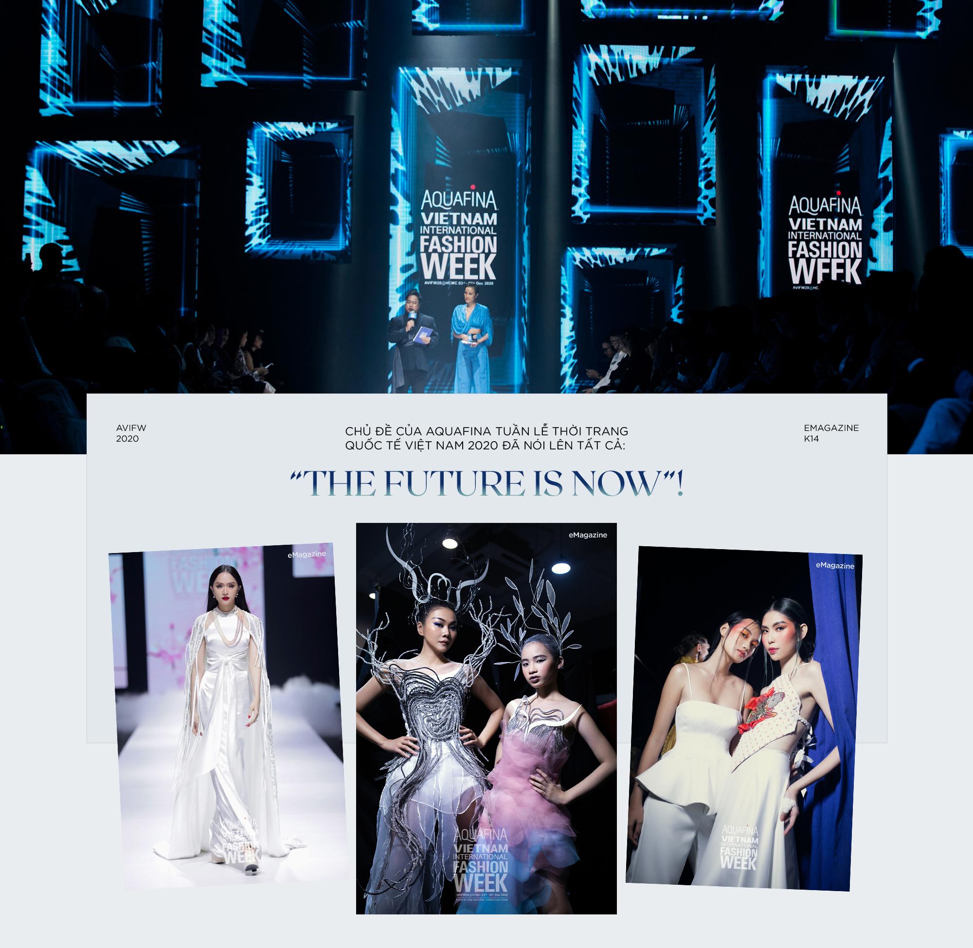 """2020: Khi các kinh đô thế giới cũng phải tạm im tiếng thì dòng chảy thời trang Việt vẫn mãnh liệt khẳng định: """"Tương lai bắt đầu từ hôm nay!"""" - Ảnh 3."""