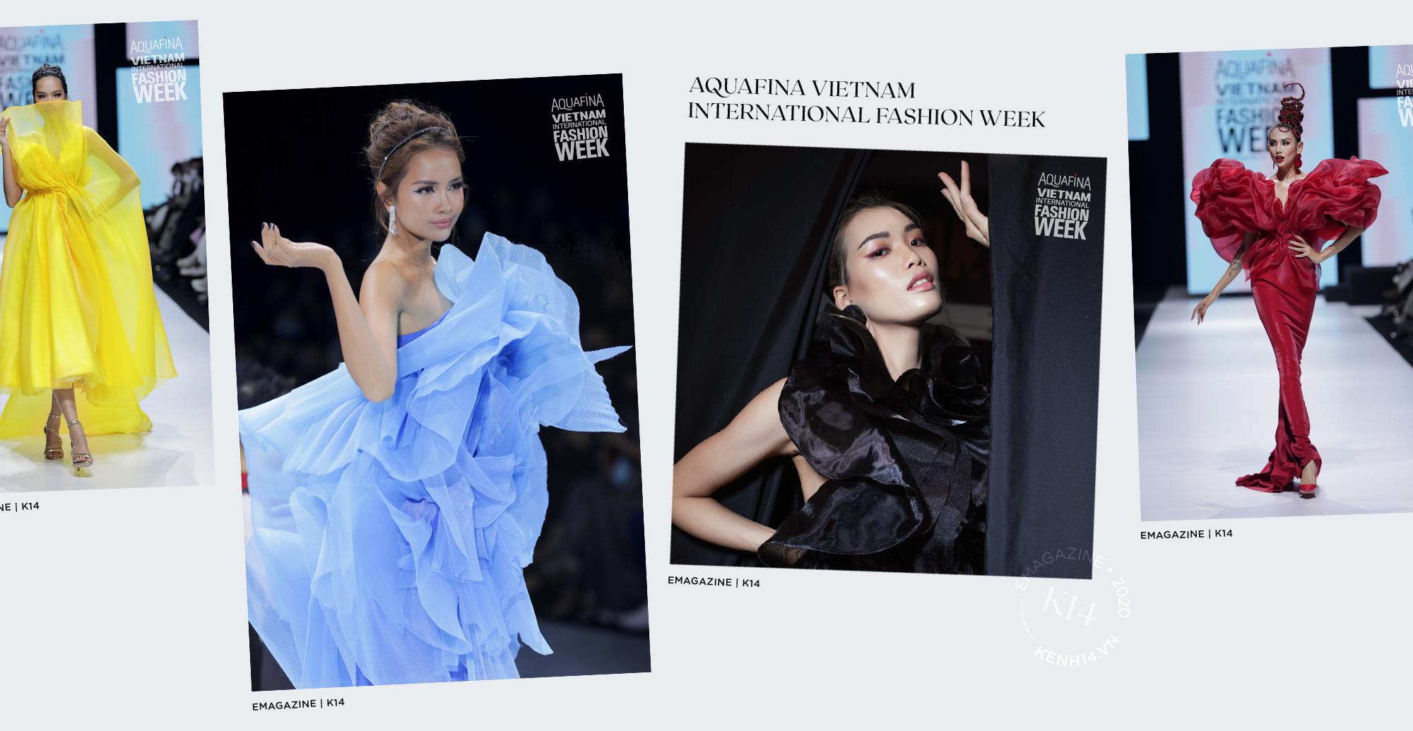 """2020: Khi các kinh đô thế giới cũng phải tạm im tiếng thì dòng chảy thời trang Việt vẫn mãnh liệt khẳng định: """"Tương lai bắt đầu từ hôm nay!"""" - Ảnh 5."""