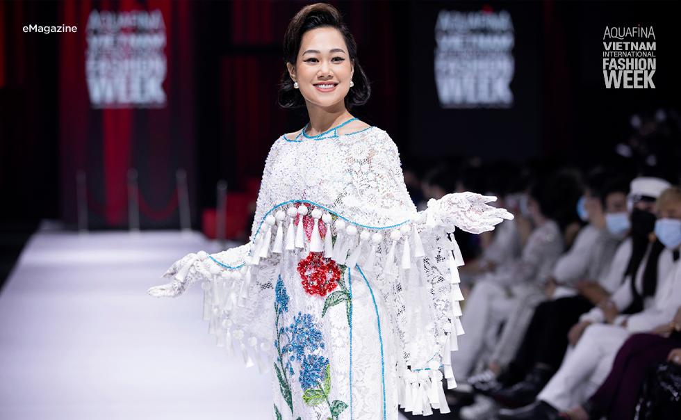 """2020: Khi các kinh đô thế giới cũng phải tạm im tiếng thì dòng chảy thời trang Việt vẫn mãnh liệt khẳng định: """"Tương lai bắt đầu từ hôm nay!"""" - Ảnh 7."""