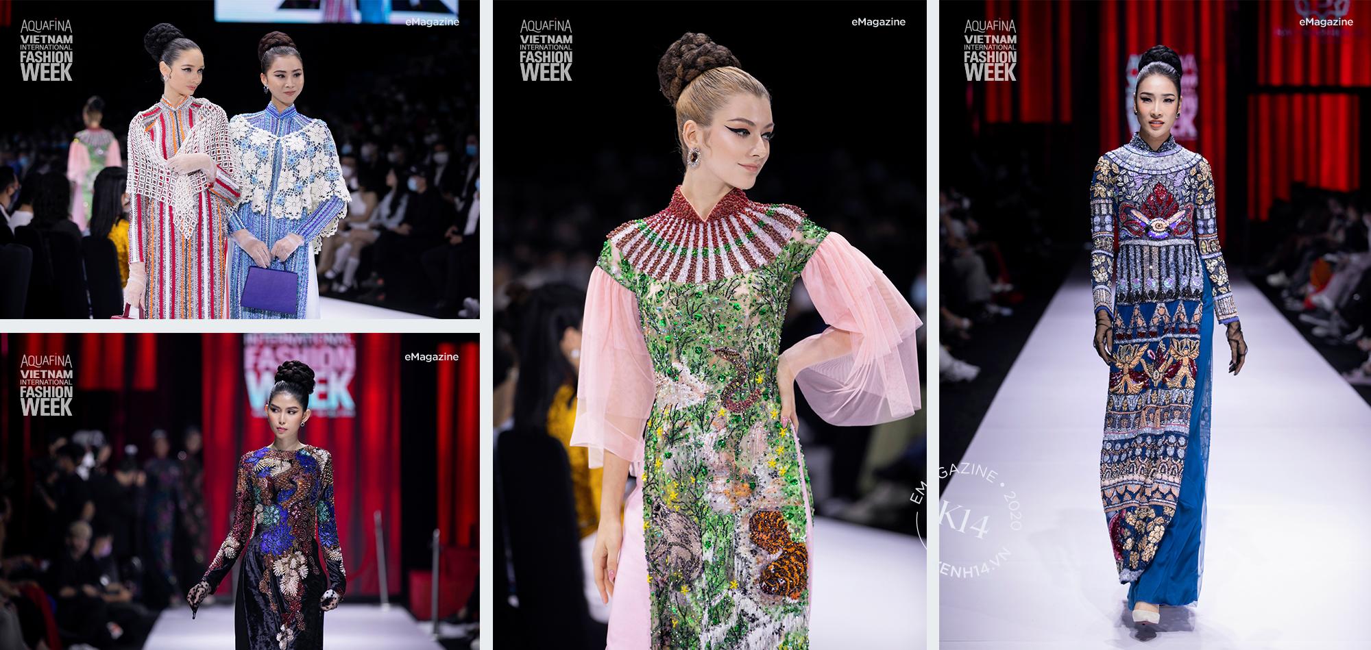 """2020: Khi các kinh đô thế giới cũng phải tạm im tiếng thì dòng chảy thời trang Việt vẫn mãnh liệt khẳng định: """"Tương lai bắt đầu từ hôm nay!"""" - Ảnh 8."""