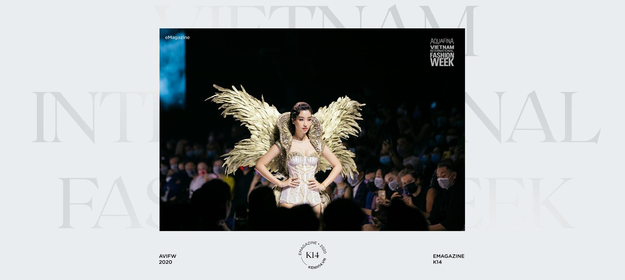 """2020: Khi các kinh đô thế giới cũng phải tạm im tiếng thì dòng chảy thời trang Việt vẫn mãnh liệt khẳng định: """"Tương lai bắt đầu từ hôm nay!"""" - Ảnh 10."""
