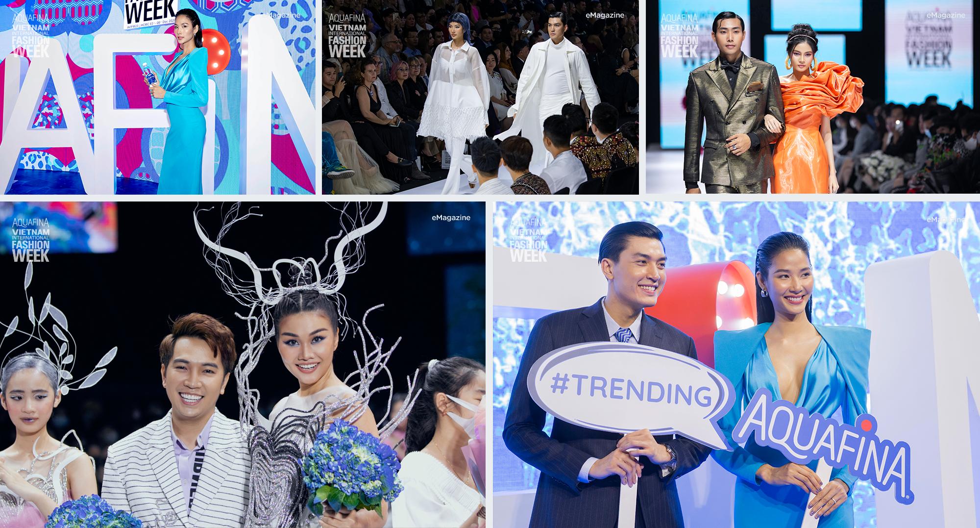 """2020: Khi các kinh đô thế giới cũng phải tạm im tiếng thì dòng chảy thời trang Việt vẫn mãnh liệt khẳng định: """"Tương lai bắt đầu từ hôm nay!"""" - Ảnh 15."""
