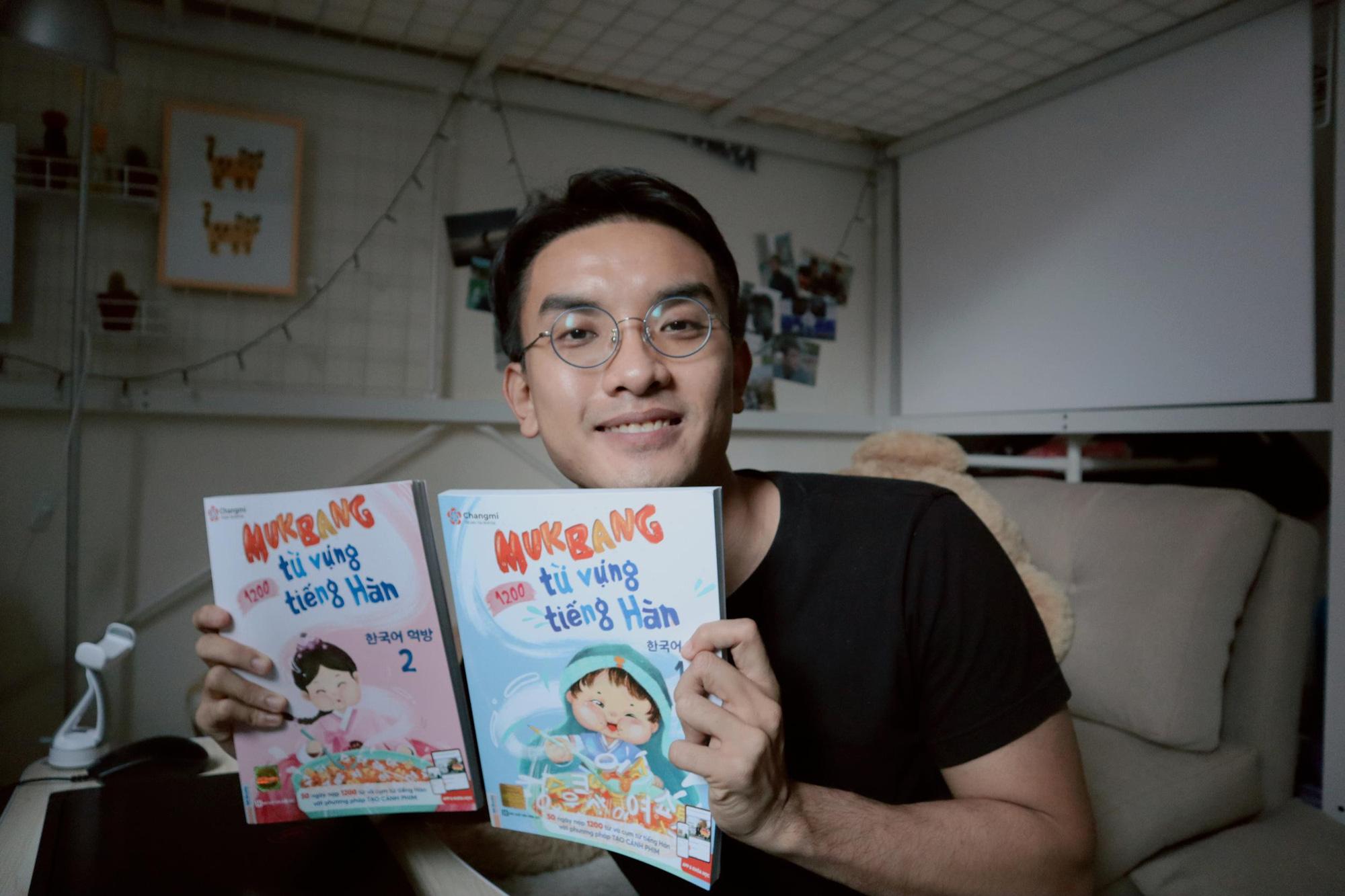 Mei Chan, A Síng, Jang Hongan bật mí bí quyết giúp bạn học 1200 từ vựng tiếng Hàn trong 50 ngày - Ảnh 2.