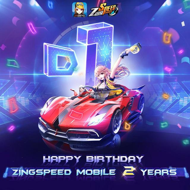 Mừng sinh nhật 2 tuổi, ZingSpeed Mobile tung MV nhạc Rap với ngôn từ bắt tai - Ảnh 1.