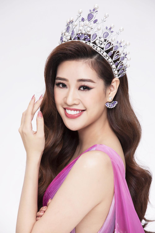 8 tuần nữa Tết rồi, Hoa hậu Khánh Vân mách nước cách chăm da trắng hồng mềm mượt đây này! - Ảnh 1.