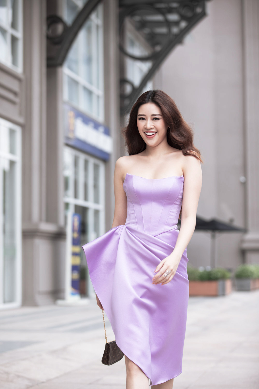 8 tuần nữa Tết rồi, Hoa hậu Khánh Vân mách nước cách chăm da trắng hồng mềm mượt đây này! - Ảnh 2.
