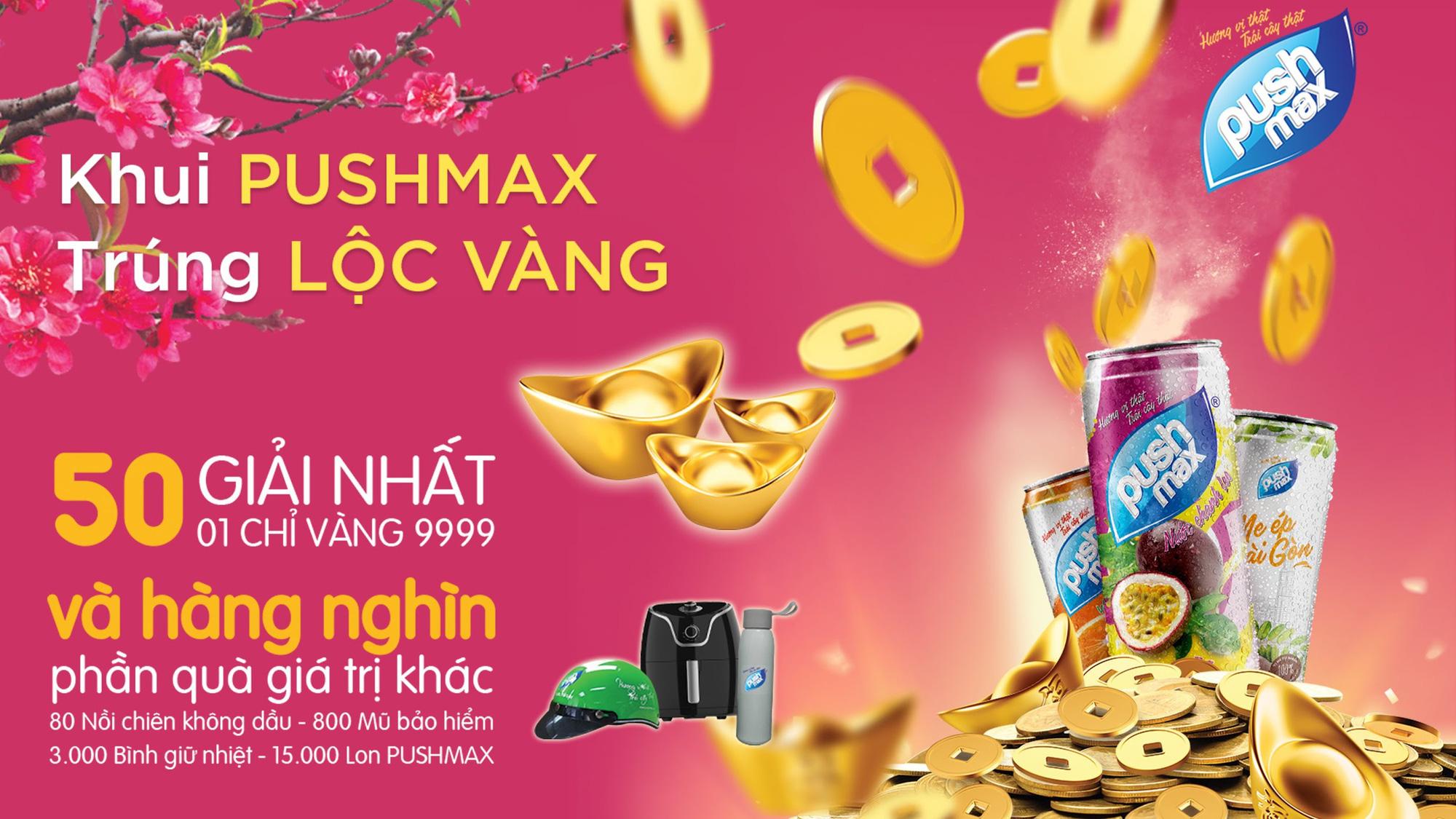 Lộ diện những khách hàng đầu tiên trúng giải trong chương trình Khui Pushmax - Trúng Lộc Vàng - Ảnh 3.