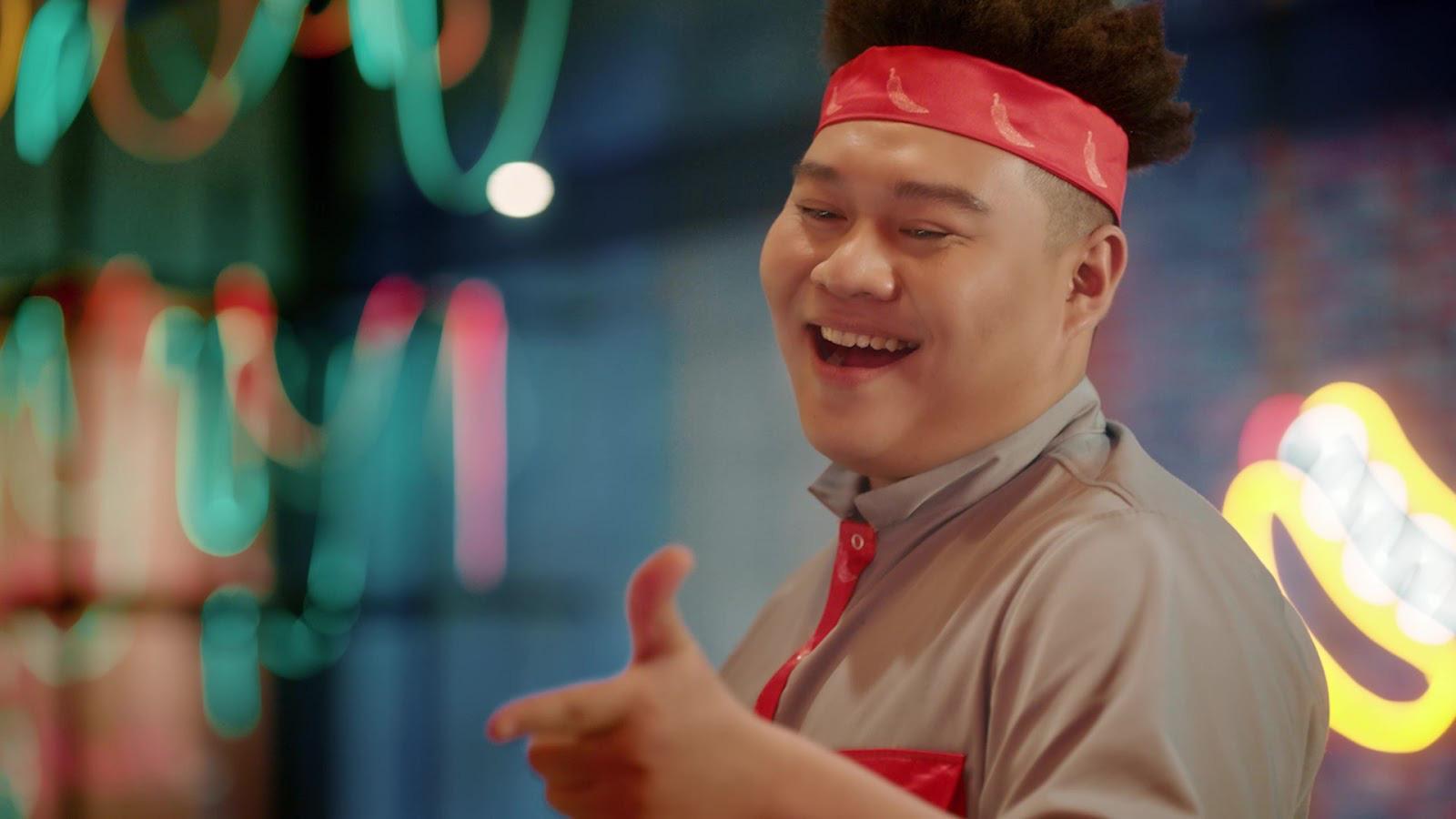 """Thưởng thức thực đơn cực Mlem Mlem của Min và JustaTee để nhận ra chân lý """"Hạnh phúc là khi được ăn - Ảnh 7."""
