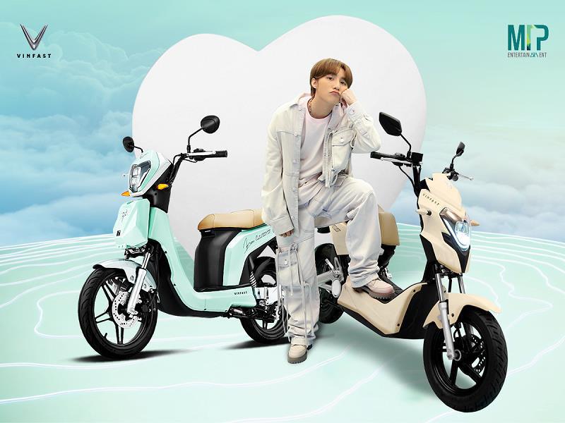 Giải mã sức hút của mẫu xe máy điện hot nhất tháng 12 VinFast kết hợp M-TP Entertainment - Ảnh 2.