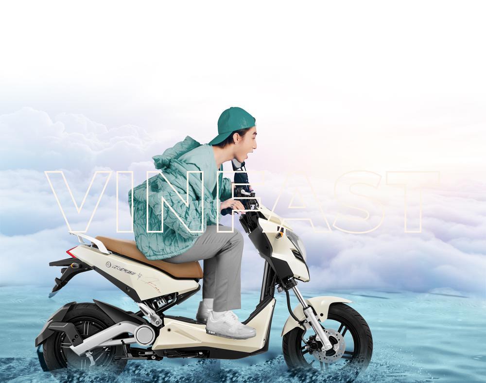 Giải mã sức hút của mẫu xe máy điện hot nhất tháng 12 VinFast kết hợp M-TP Entertainment - Ảnh 3.
