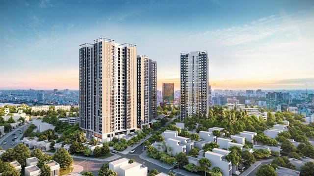 Giá căn hộ vùng ven tăng, dòng tiền chảy mạnh vào dự án nội đô - Ảnh 2.