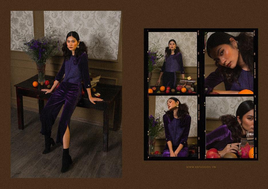 """Tìm lại mảnh ghép cổ điển trong nhịp sống hiện đại với """"Retro Aholic"""" của KB Fashion - Ảnh 3."""