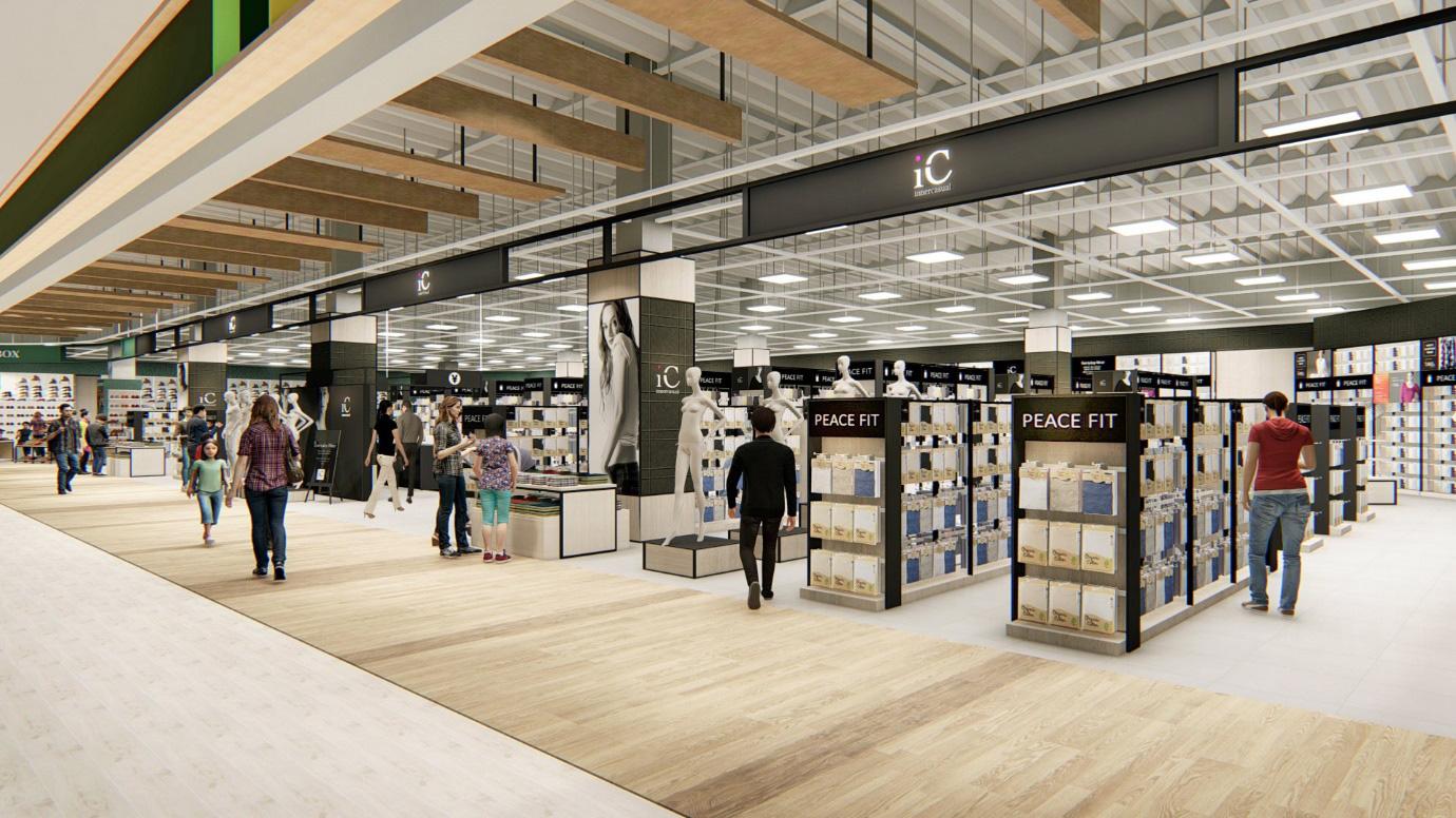 Không lòng vòng, khám phá siêu thị AEON lớn nhất Hải Phòng sắp khai trương - Ảnh 3.