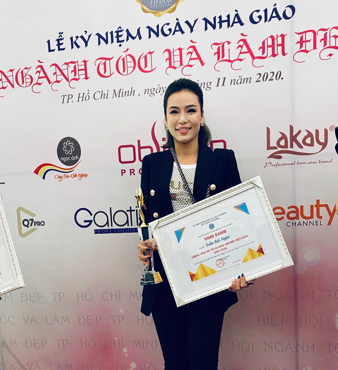 CEO Jade Permanent Make-up: Thành công khi bạn dành trọn tâm huyết cho đam mê của mình - Ảnh 3.