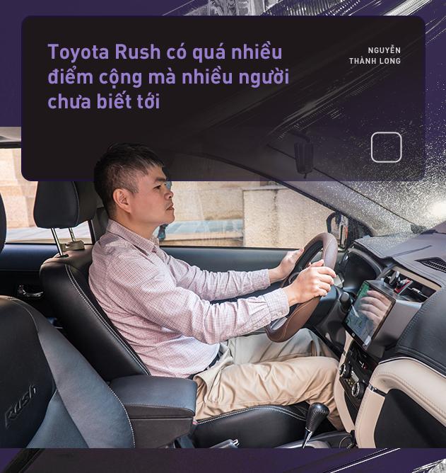 """Dùng 3 đời xe và mua Toyota Rush, khách hàng Việt nhận định: """"Đáng tiền, chắc dùng chục năm nữa chưa hỏng"""" - Ảnh 5."""