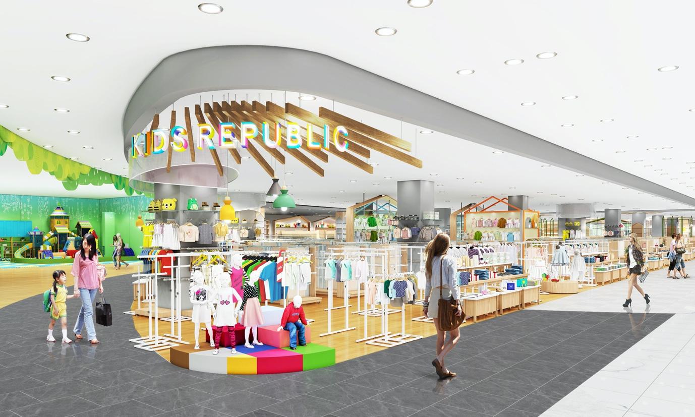 Không lòng vòng, khám phá siêu thị AEON lớn nhất Hải Phòng sắp khai trương - Ảnh 5.
