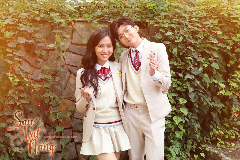 Đỗ Nhật Hà vào vai nữ phụ đam mỹ trong dự án phim boys love Sau Vạt Nắng - Ảnh 2.