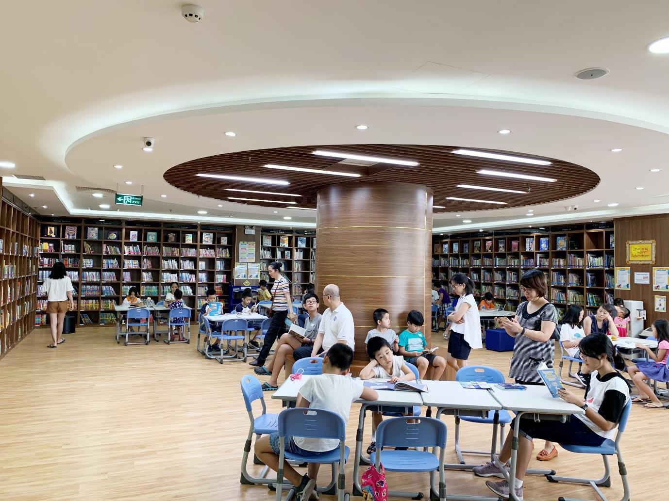 """Những thư viện tiếng Anh tại Hà Nội các """"mọt"""" nhất định phải ghé thăm - Ảnh 1."""