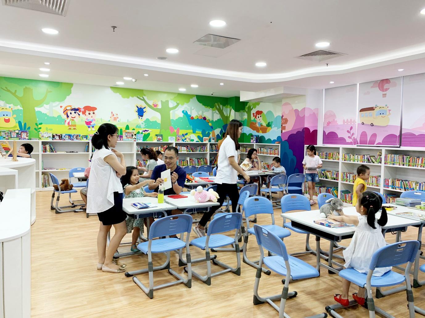 """Những thư viện tiếng Anh tại Hà Nội các """"mọt"""" nhất định phải ghé thăm - Ảnh 2."""