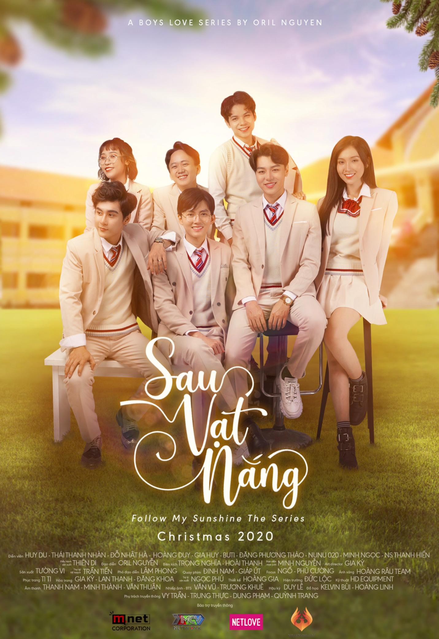Đỗ Nhật Hà vào vai nữ phụ đam mỹ trong dự án phim boys love Sau Vạt Nắng - Ảnh 4.