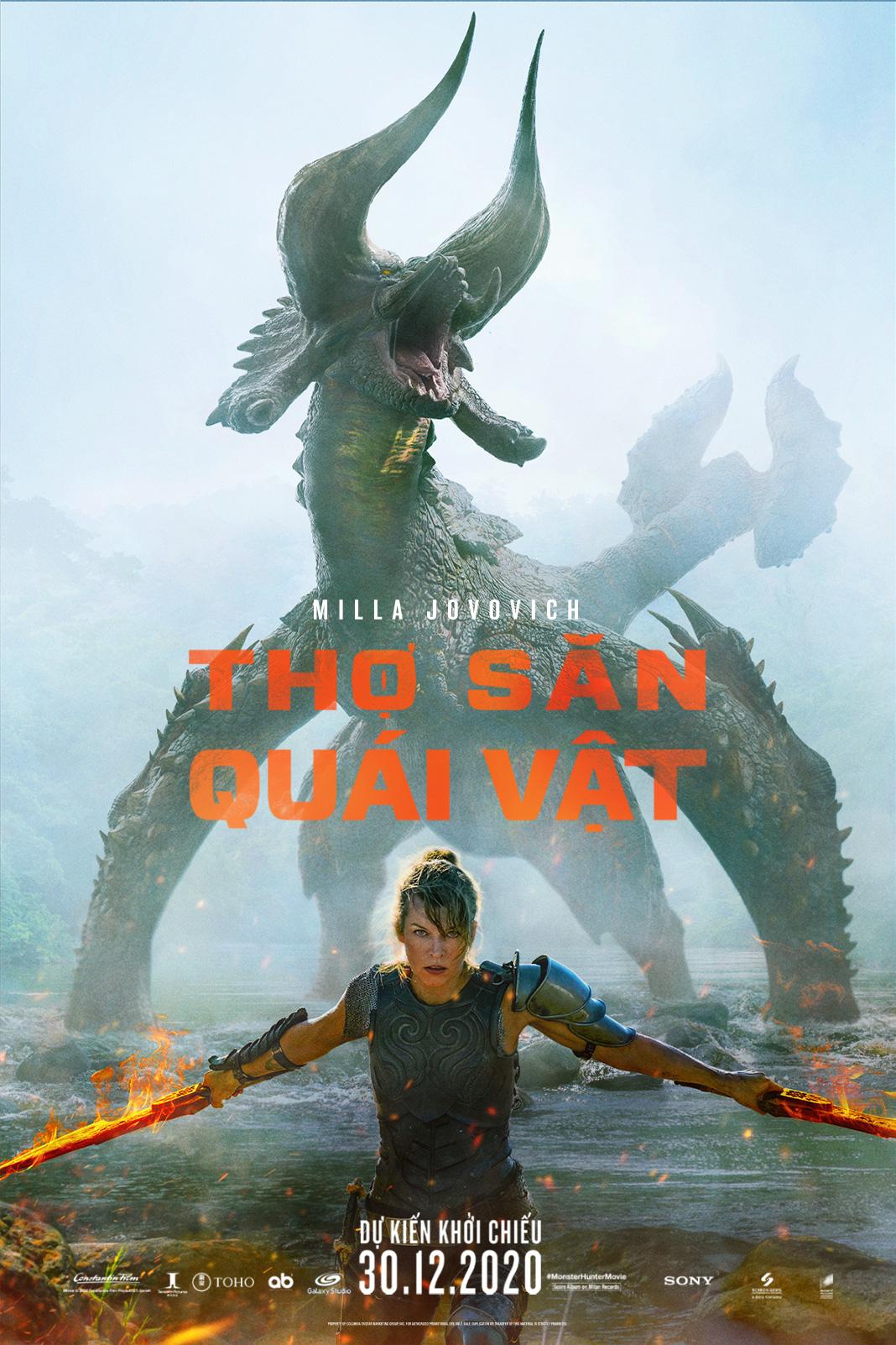 Những quái vật khó nhằn Milla Jovovich phải đối mặt trong Monster Hunter - Ảnh 2.