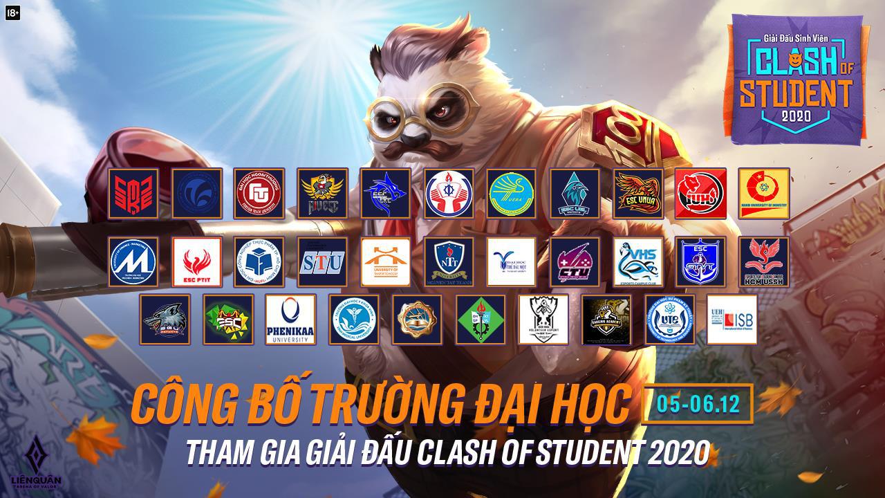 Liên Quân Mobile - tựa game tiên phong tổ chức sự kiện offline cộng đồng rộng khắp 63 tỉnh thành & giải đấu sinh viên quy mô 32 trường toàn quốc - Ảnh 3.