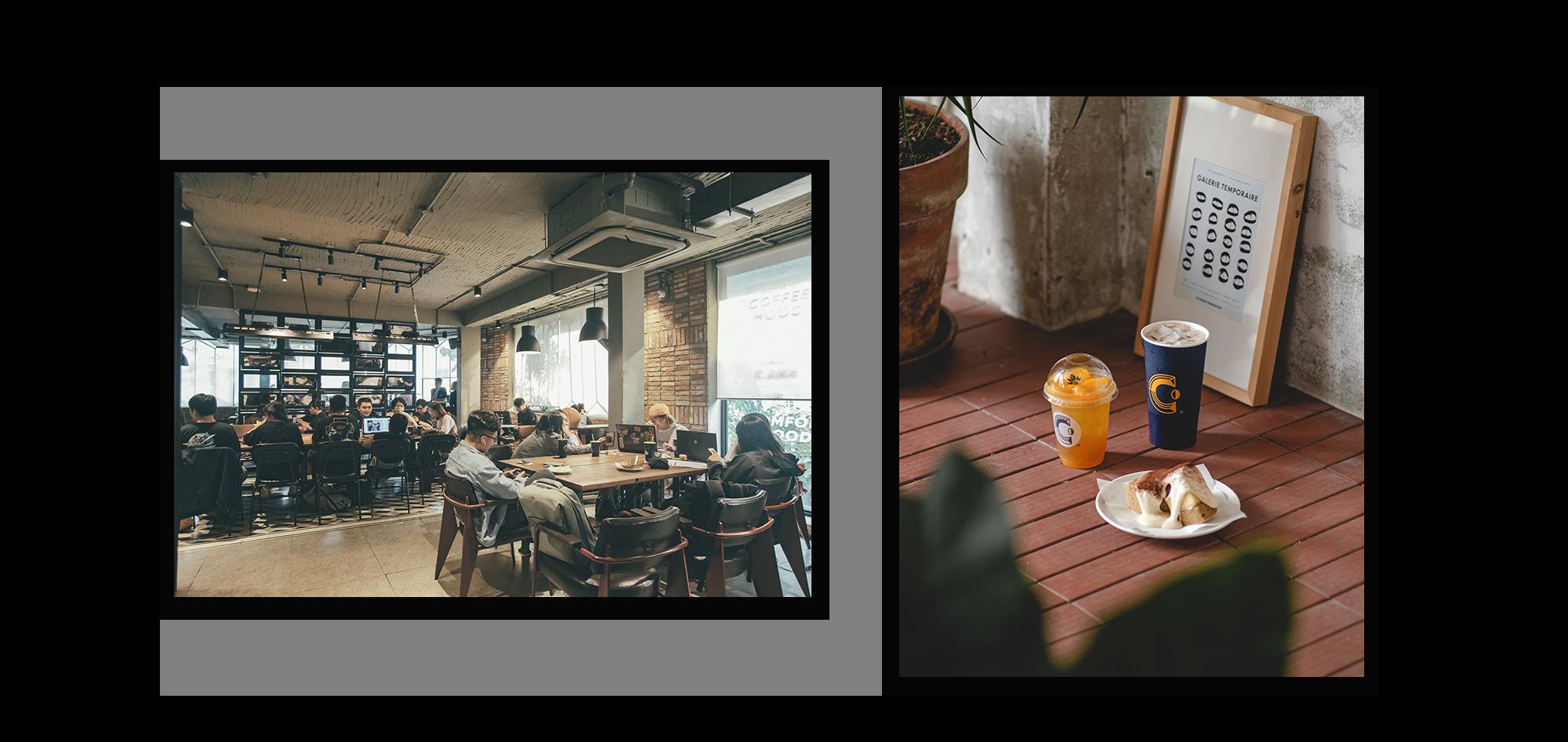 Chẳng ai ngờ một thương hiệu cafe trendy ở Sài Gòn lại đến từ 2 founder tay ngang - Ảnh 1.