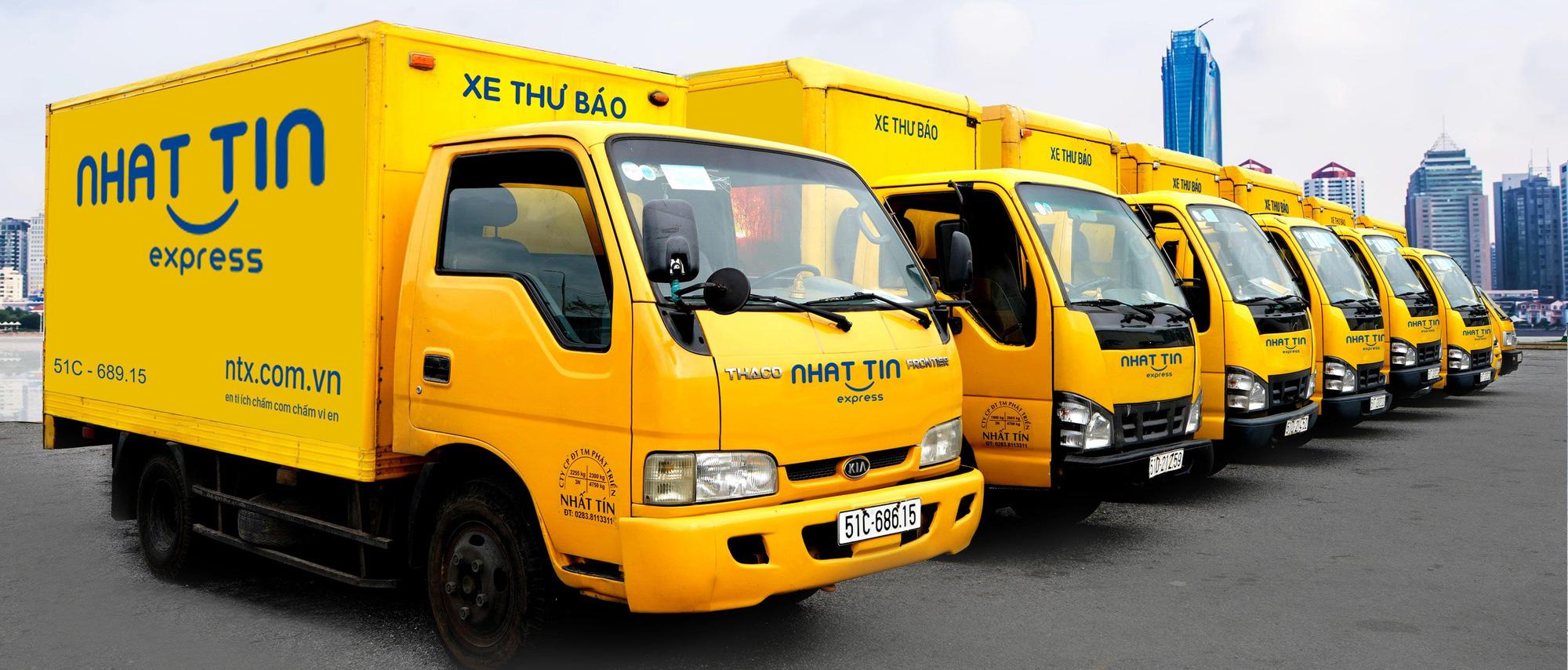 Nhất Tín ra mắt thương hiệu chuyển phát nhanh mới: Nhất Tín Express - NTX - Ảnh 2.