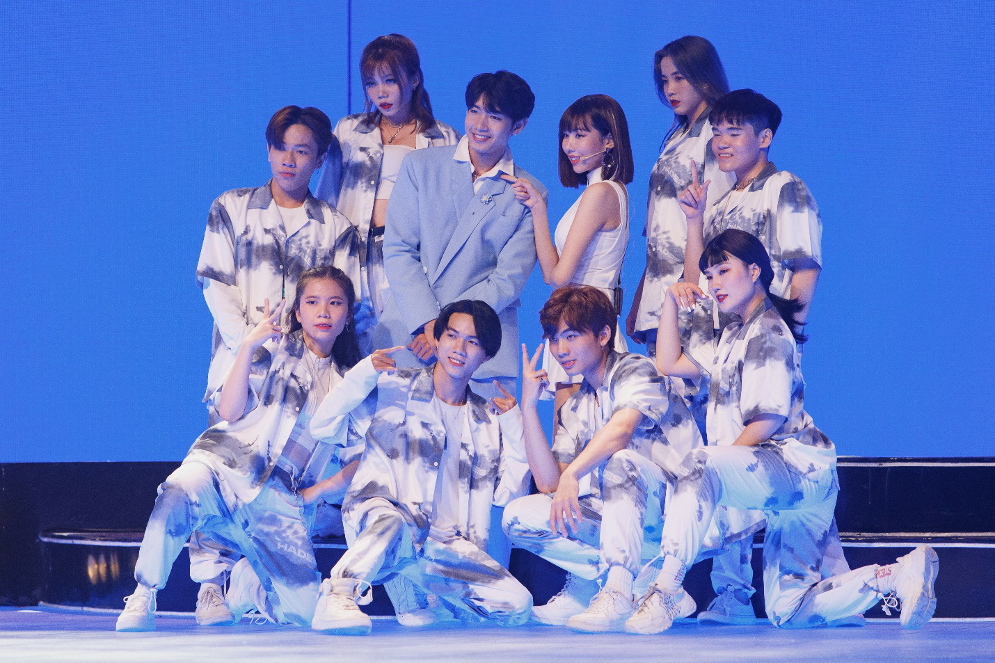 Binz, Hoàng Thùy Linh, Min cùng dàn thí sinh Rap Việt góp mặt trong đêm nhạc thực tế lần đầu xuất hiện tại Việt Nam - Ảnh 4.