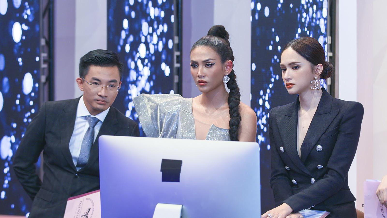 Dàn thí sinh Miss International Queen Việt Nam nóng bỏng cùng sản phẩm của nhà tài trợ - Ảnh 4.