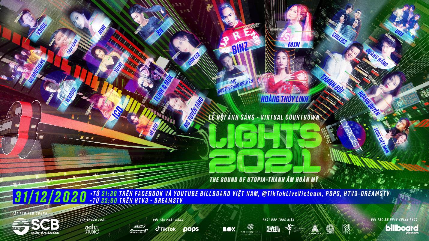 Binz, Hoàng Thùy Linh, Min cùng dàn thí sinh Rap Việt góp mặt trong đêm nhạc thực tế lần đầu xuất hiện tại Việt Nam - Ảnh 5.