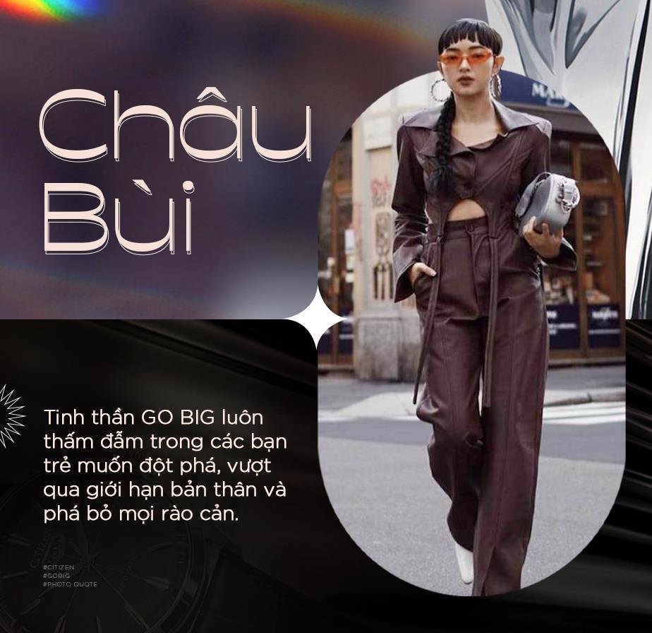 """GO BIG như Quang Đại và Châu Bùi để thấy chúng ta đã từng """"anh hùng"""" như thế - Ảnh 1."""