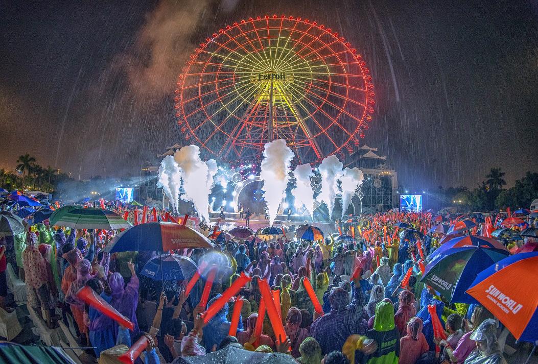 Công viên Châu Á của Sun Group đồng hành tổ chức Lễ hội Đà Nẵng chào năm mới 2021 - Ảnh 1.
