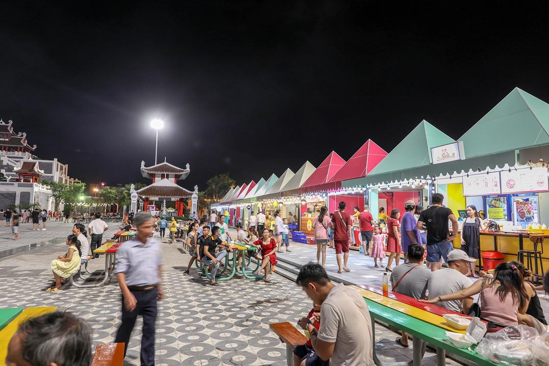 Công viên Châu Á của Sun Group đồng hành tổ chức Lễ hội Đà Nẵng chào năm mới 2021 - Ảnh 3.