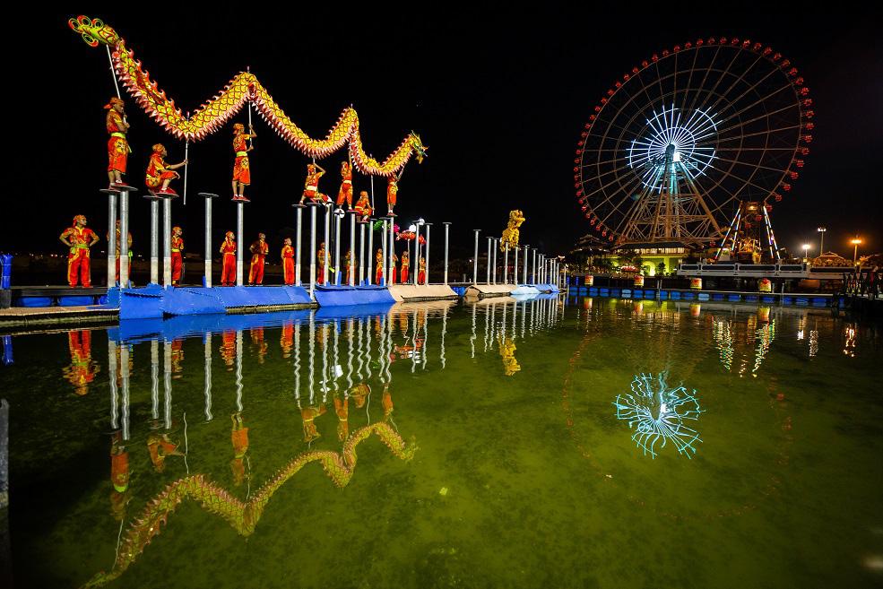 Công viên Châu Á của Sun Group đồng hành tổ chức Lễ hội Đà Nẵng chào năm mới 2021 - Ảnh 4.