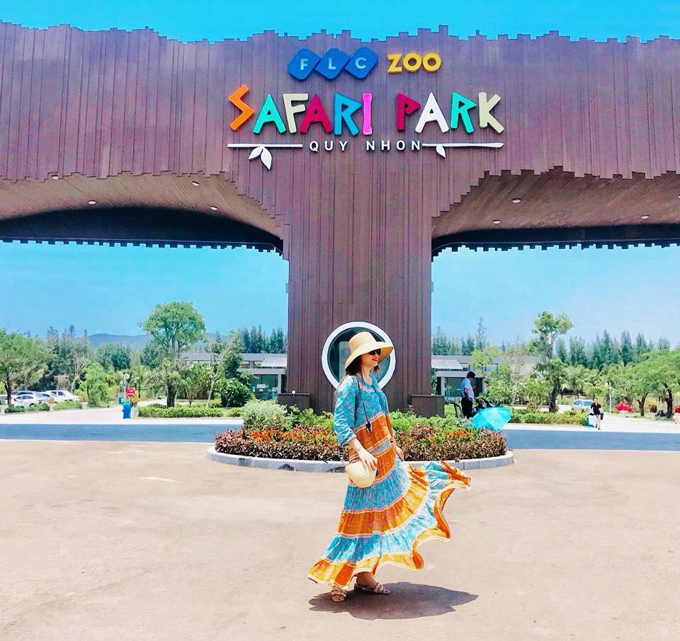 """Ghé thăm """"tân binh khủng long"""" FLC Grand Hotel Quy Nhon - địa điểm """"quẩy"""" cực đã mùa lễ hội cuối năm - Ảnh 5."""