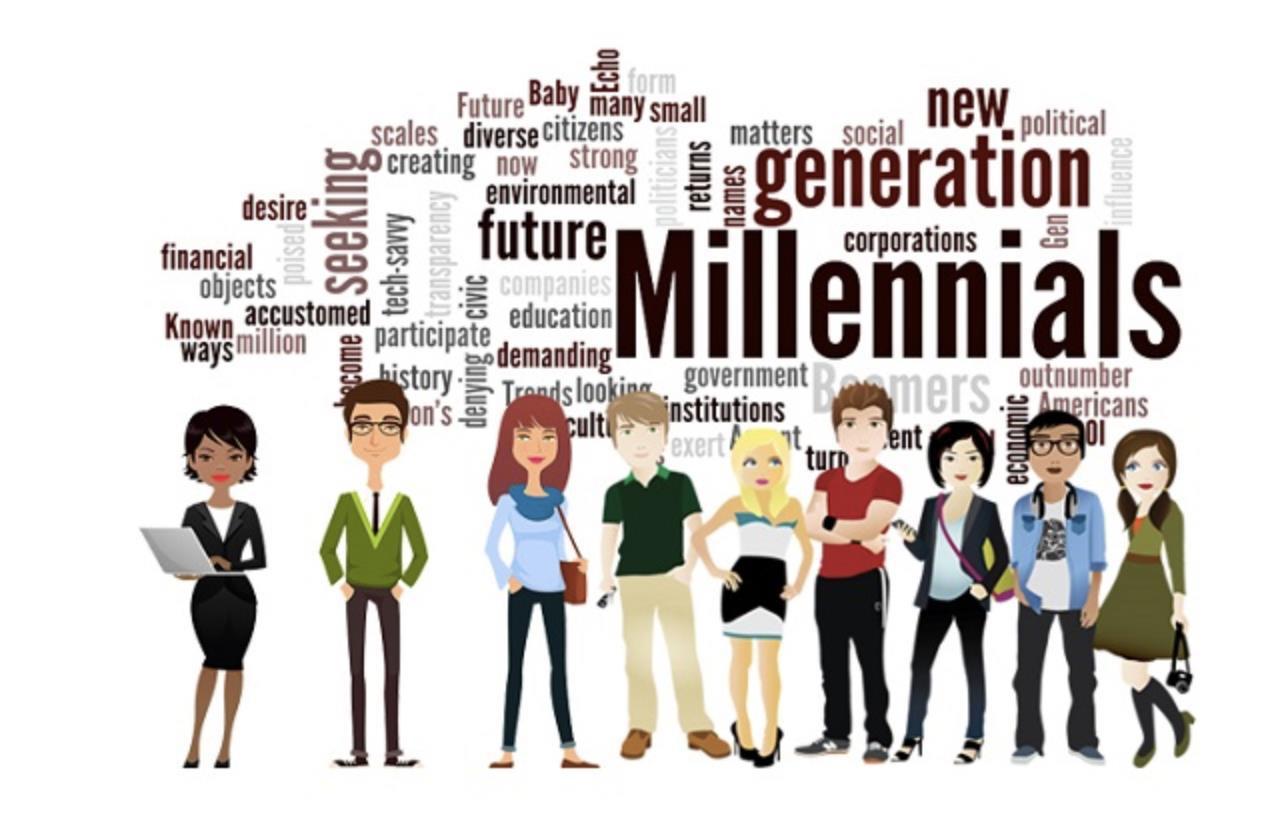 Thế hệ Millennials: Đến cả chọn nước hoa cũng phải thật chill - Ảnh 1.
