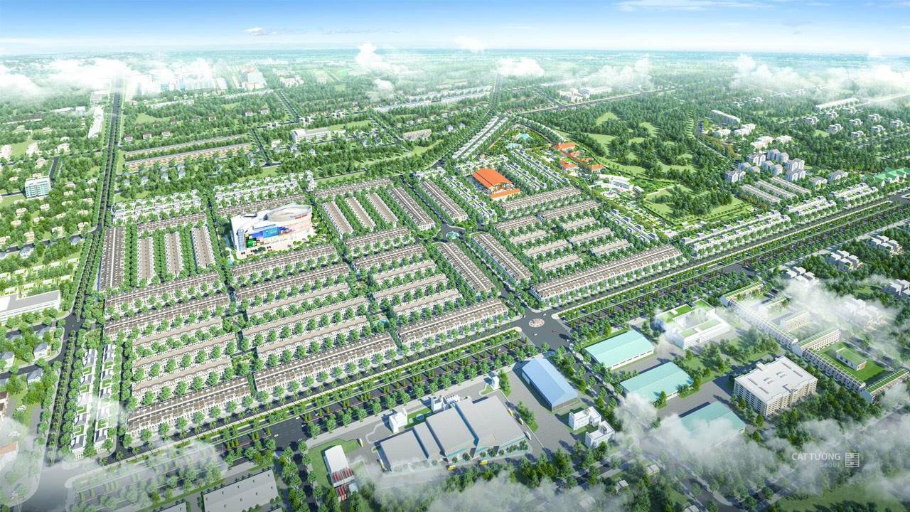 Từ định hướng Khu Gangnam tại Việt Nam đến kỳ vọng thay đổi bộ mặt bất động sản Bình Phước của Cát Tường Group - Ảnh 1.