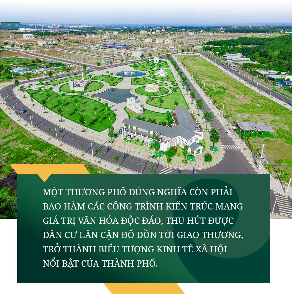 Từ định hướng Khu Gangnam tại Việt Nam đến kỳ vọng thay đổi bộ mặt bất động sản Bình Phước của Cát Tường Group - Ảnh 3.