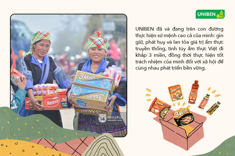 """Khởi động hành trình """"Tiệm tạp hóa Ngược - Xuôi"""", UNIBEN mang tinh túy ẩm thực Việt đi khắp 3 miền - Ảnh 8."""