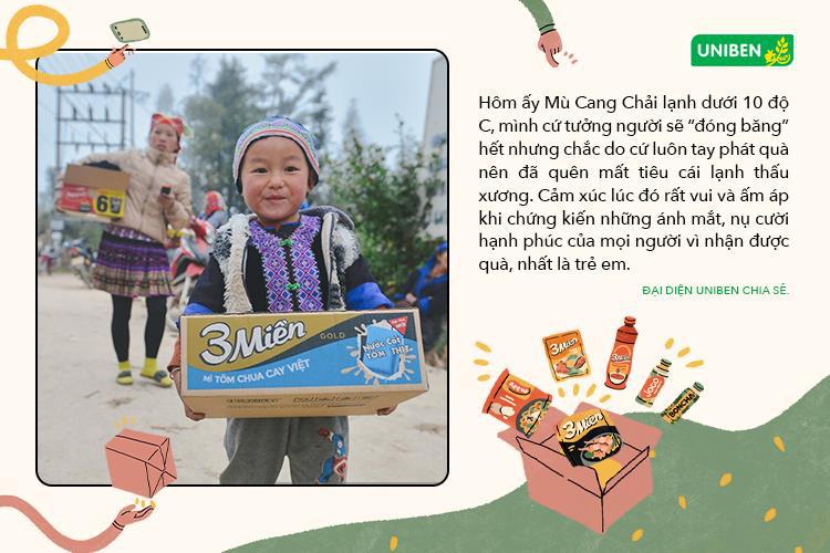 """Khởi động hành trình """"Tiệm tạp hóa Ngược - Xuôi"""", UNIBEN mang tinh túy ẩm thực Việt đi khắp 3 miền - Ảnh 1."""