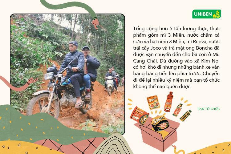 """Khởi động hành trình """"Tiệm tạp hóa Ngược - Xuôi"""", UNIBEN mang tinh túy ẩm thực Việt đi khắp 3 miền - Ảnh 2."""