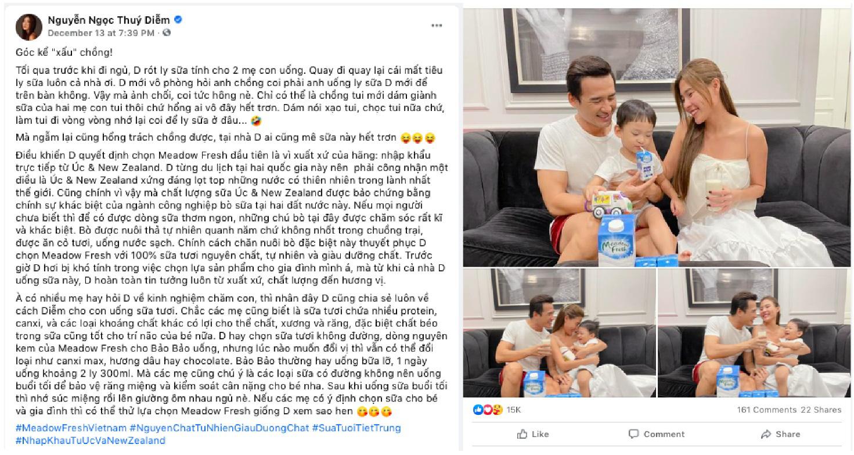 Nghe Thúy Diễm, Khánh Thi, Jennifer Phạm kể chuyện chọn sữa cho con - Ảnh 1.