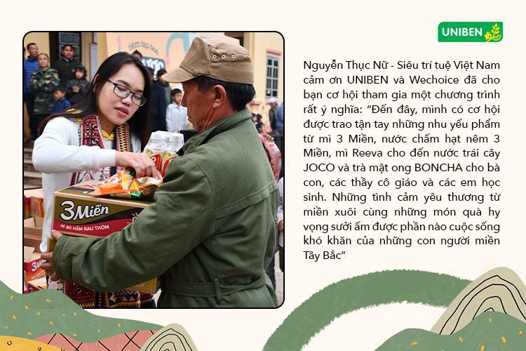 """Khởi động hành trình """"Tiệm tạp hóa Ngược - Xuôi"""", UNIBEN mang tinh túy ẩm thực Việt đi khắp 3 miền - Ảnh 4."""