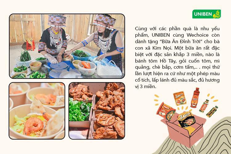"""Khởi động hành trình """"Tiệm tạp hóa Ngược - Xuôi"""", UNIBEN mang tinh túy ẩm thực Việt đi khắp 3 miền - Ảnh 6."""