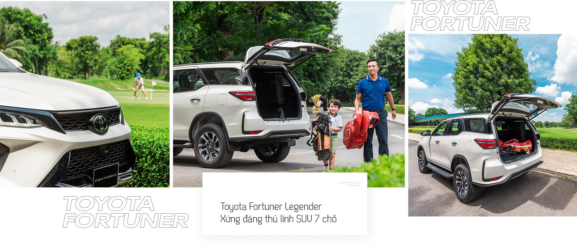 Fortuner trở lại ngôi vương trong phân khúc SUV cỡ trung - Ảnh 9.