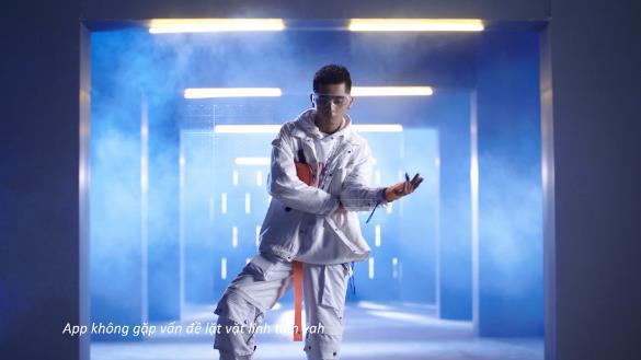 Vừa trở về từ Rap Việt, Lăng LD đã toát mồ hôi trong 1 trận đấu rap Ờ mây dinh, gút chóp! - Ảnh 5.