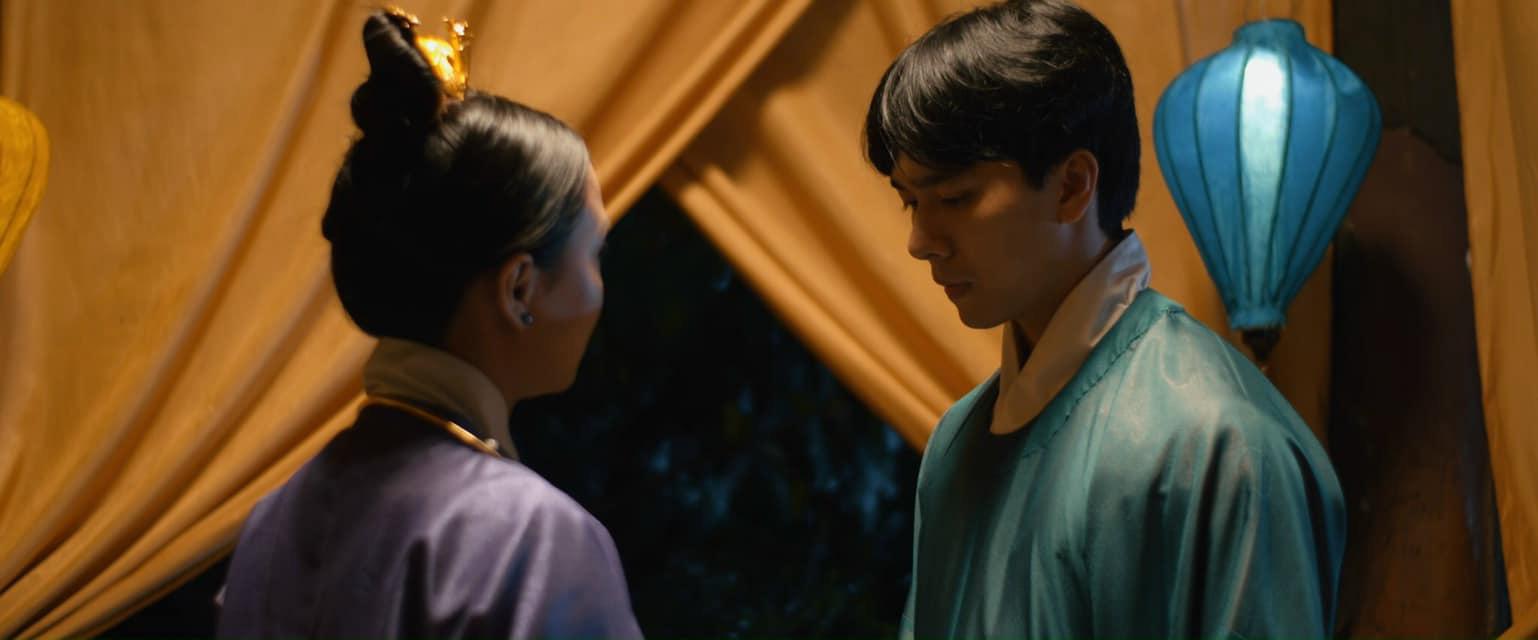 Tiko, Hải Nam, Oanh Kiều góp mặt trong web series Hoàng Quý Muội của đạo điễn Luk Vân - Ảnh 4.